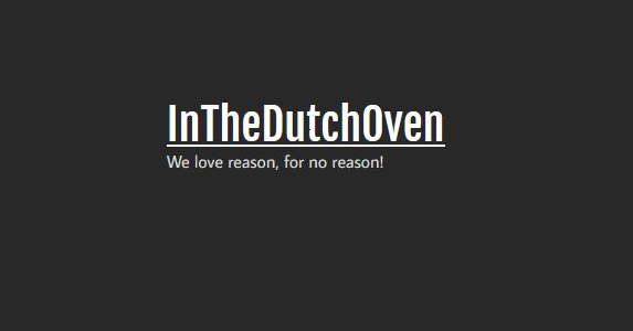 InTheDutchOven